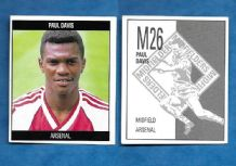 Arsenal Paul Davis M26
